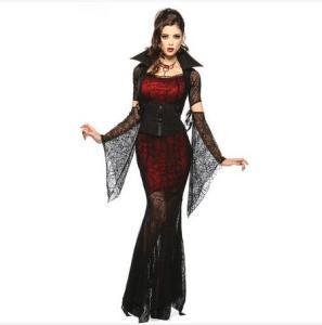 Disfraz Halloween AliExpress Vampiresa
