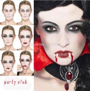AliExpress Disfraz Halloween maquillaje