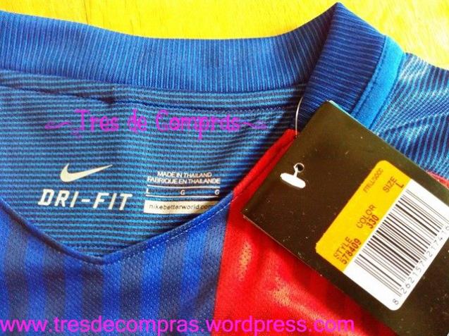 camiseta fcb barcelona barça tshirt jersey soccer football aliexpress tresdecompras tresdecompras replics replica